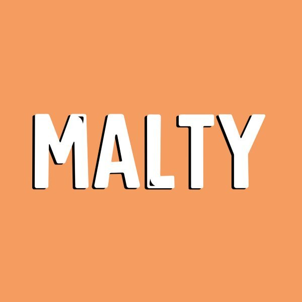 Brand identity and packaging design for a malt based snack bar.