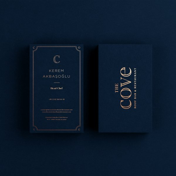 Brand identity for a maritime themed rooftop bar and restaurant.